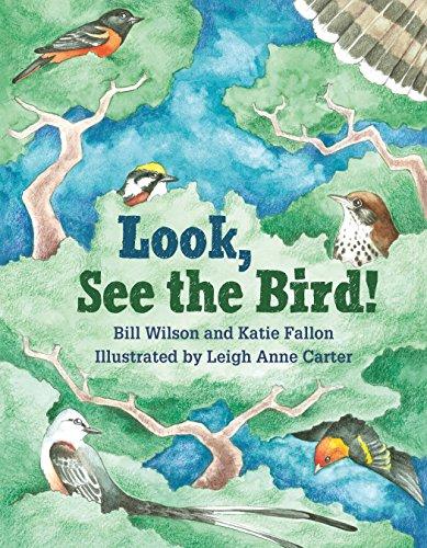 Look, See the Bird! (English Edition)