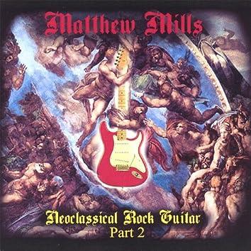 Neoclassical Rock Guitar Part 2