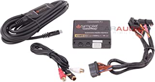 iSimple ISVW533 Automotive Dual Auxiliary Input Kit for Volkswagen Vehicles