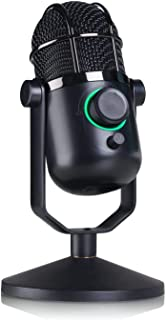 THRONMAX MDRILL DOME Professional USB Studio Condenser Microphone for Chatting/Skype/YouTube/Recording/Gaming/Podcasting f...