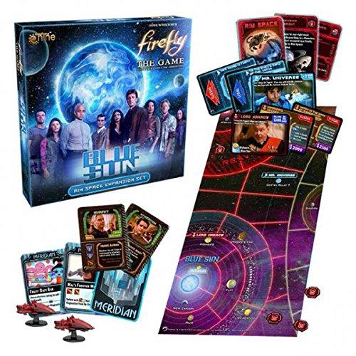 GBlue Sun: Rim Space Expansion Set, juego de mesa