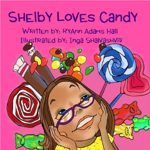Shelby Loves Candy audiobook cover art