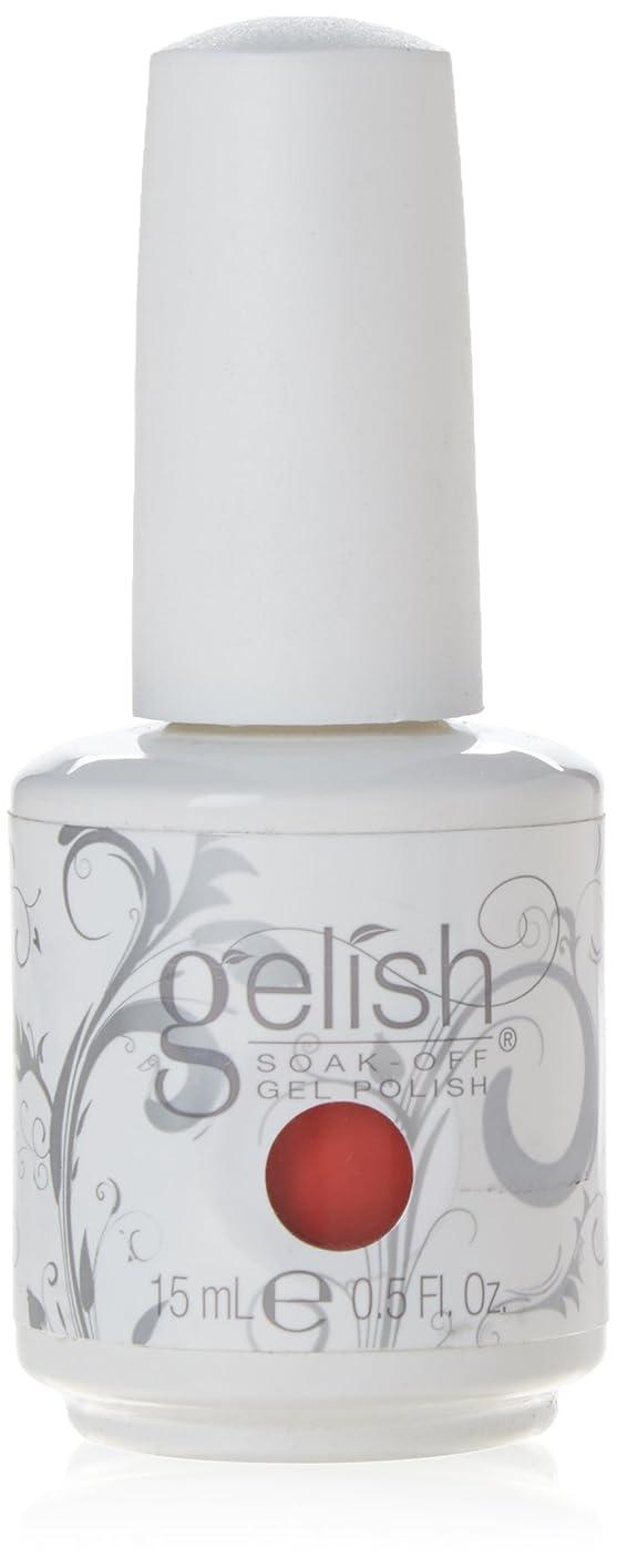 ゴシップぶどう中古Harmony Gelish Gel Polish - Fairest of Them All - 0.5oz / 15ml