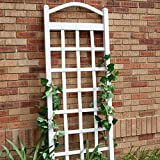 Dura-Trel 11172 Cambridge Trellis, White