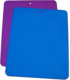 Linden Sweden Daloplast Bendy Blue and Purple Flexible Cutting Board, Set of 2