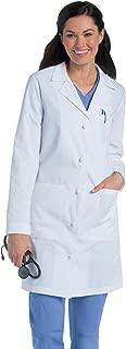 cloth knot lab coat
