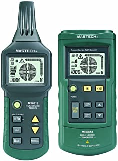 Mastech Wire Tracker Test Cable Network Cable Telephone Cable Underground Pipe Ms6818