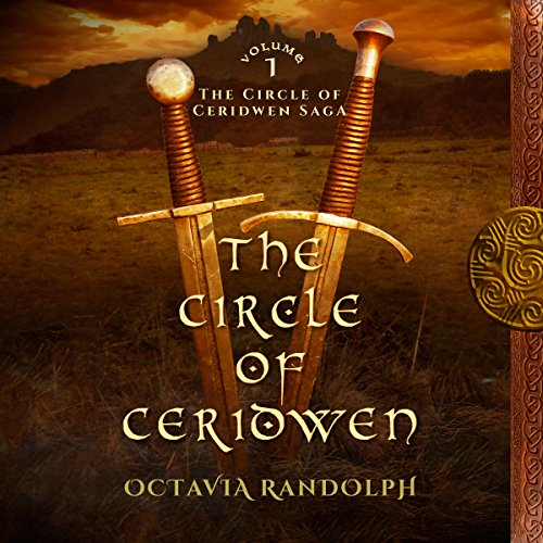 The Circle of Ceridwen audiobook cover art