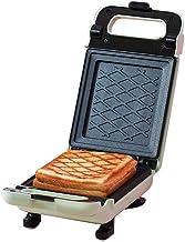Mini poêle à pâtisserie électrique, chauffage double face 600W machine de sandwich à sandwich sans bâton faciles à nettoye...