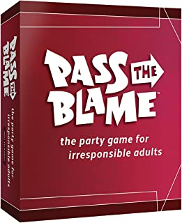 USAOPOLY Pass The Blame Board Game