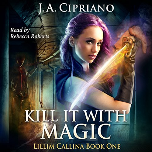 Kill It with Magic cover art