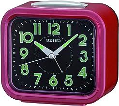 سيكو ساعات للمكتب بلاستيك انالوج، QHK023RL