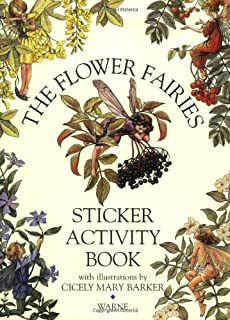 The Flower Fairies Nature Sticker Book