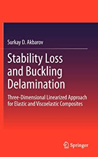 Stability Loss and Buckling Delamination: Three-Dimensional Linearized Approach for Elastic and Viscoelastic Composites