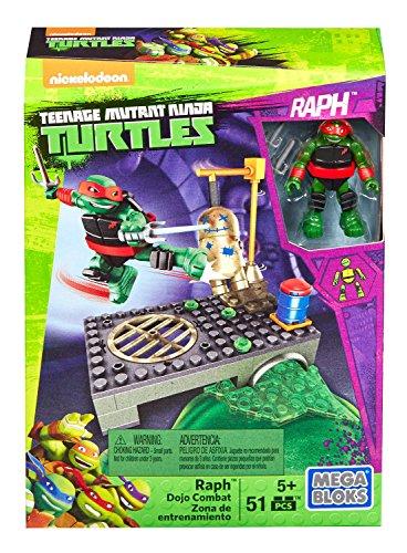 Mattel - TMNT, Sur entren en la guarida (DMX33)