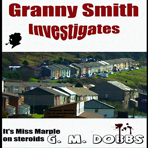Granny Smith Investigates audiobook cover art