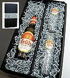 Früh Kölsch 0,33l mit 2 original Gläsern 0,2l in Geschenkkarton