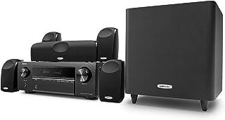 Denon DHT-X250TL 5.1 Home Theater System - Black