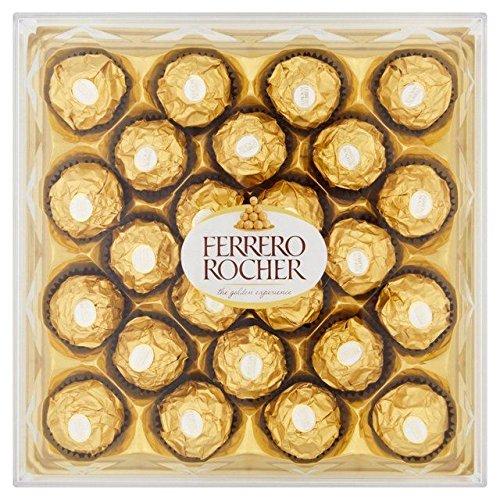 Ferrero Rocher 24 Pièces 300G - Paquet de 2