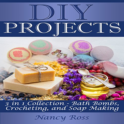DIY Projects, 3 in 1 Collection audiobook cover art