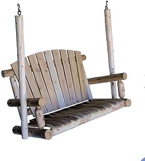 Best rustic cedar porch swing Reviews
