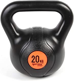 18kg//40lb Kettlebell Home Gym Workout Fitness Dumbbell Exercise Equipment
