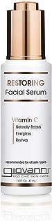 Giovanni Restoring Facial Serum - Eco Chic Vitamin C 1.6 oz