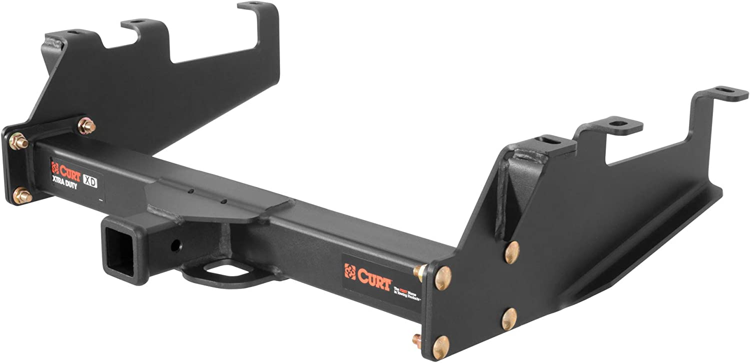 CURT 15325 Factory outlet Ranking TOP9 Xtra Duty Class 5 Trailer Hitch Compa Receiver 2-In