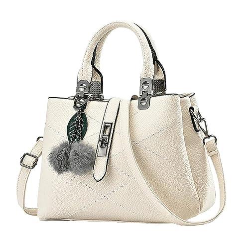 YAANCUN Handbags For Women PU Leather Crossbody Ladies Handbags Shoulder  Bags For Women 47563e2cef