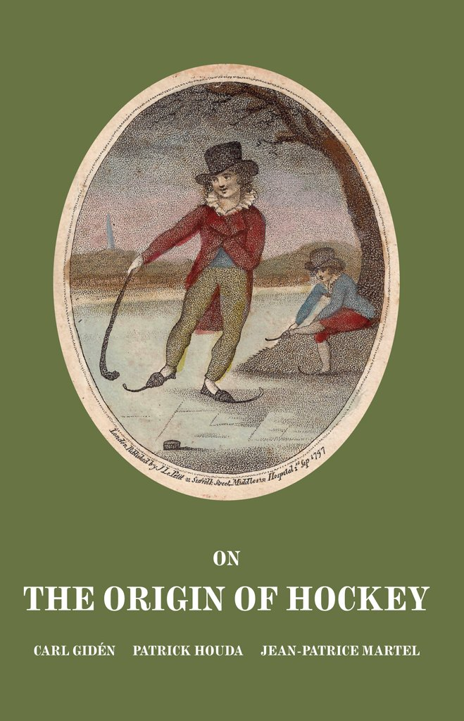 Image OfOn The Origin Of Hockey (English Edition)
