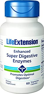Life Extension Enhanced Super Digestive Enzymes 60 VCaps