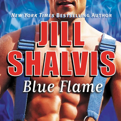 Blue Flame audiobook cover art