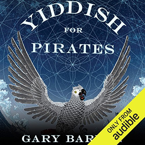 Yiddish for Pirates audiobook cover art