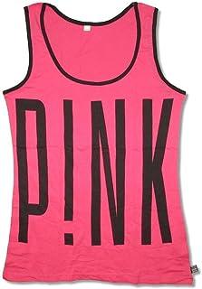 7f1640d44 Real Swag Inc P!NK Big Name Logo Hot Pink Tank Top Shirt Soft Unisex