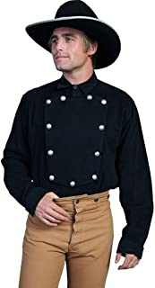 Men's Cotton Bib Shirt