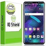 IQShield LG V35 ThinQ Screen Protector