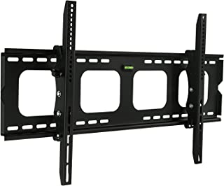 Mount-It! Large Tilting TV Wall Mount Bracket | 42 43 50 55 58 65 70 75 80 Inch | 220 Pound Capacity | VESA Compatible | Low Profile | Flat Screens