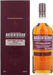 Auchentoshan PX SHERRY CASK FINISH Single Malt Scotch Whisky 1988 1 x 0.7 l