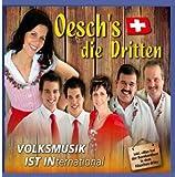 Volksmusik ist international von Oesch's die Dritten