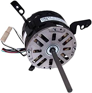 Century FM1056 Fleximount, 5.6-Inch Frame Diameter, 1/2-HP, 1075-RPM, 208-230-Volt, 3.4-Amp, Sleeve Bearing Motor