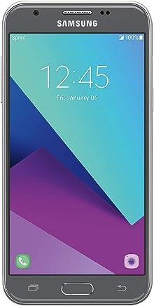 $93 Get Samsung Galaxy Prime 16GB J327 J3 AT&T T-Mobile Unlocked Smartphone - Silver (Renewed)