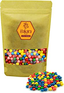Toxic Waste Smog Balls | Assorted Flavors | 24 oz Bulk Sour Candy in Sealed Stand-up Pouch | Perfect for Party, Gift, Home Snack