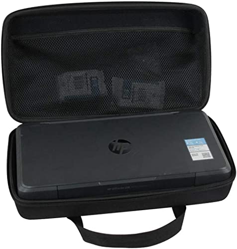 Hermitshell Hard EVA Travel Case Fits HP OfficeJet 200 Portable Printer Wireless & Mobile Printing (CZ993A)