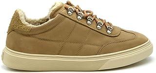 Luxury Fashion | Hogan Men MCBI38187 Beige Suede Sneakers | Season Outlet