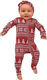 TTLOVE/_Baby Kleidung Jungen M/ädchen Kapuze Strampler Neugeborenen Winter Fleece Overall Bodysuit Warme Mantel Outwear,12-18 Monate