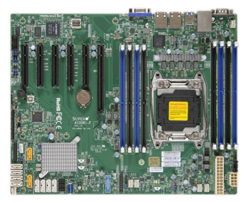 Supermicro ATX DDR4 LGA 2011 Motherboards X10SRI-F-O