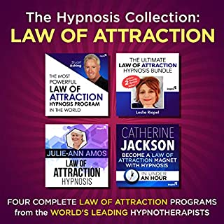 The Hypnosis Collection - Law of Attraction cover art
