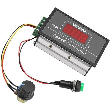 PWM Controller Geschwindigkeit Motor 0-30A 120 Gramm DC6-60V Praktisch