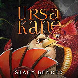Ursa Kane audiobook cover art