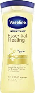 Vaseline Intensive Care Body Lotion, Essential Healing 10 Oz